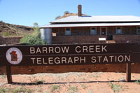 Barrow Creek telegraph station