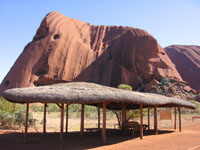 Uluru Kata Tjuta - Travel guide for the promotion of Aboriginal cultural tourism in Australia