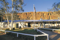 Glen Helen Resort - West MacDonnell ranges travel guide and tours courtesy of Northern Territory Tourism