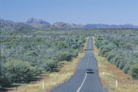 Mereenie Loop Road  - West MacDonnell ranges travel guide and tours courtesy of Northern Territory Tourism