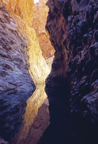 redbank Gorge courtesy of NT Tourism