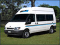 Hire a camper van from Darwin in Northern Territory Australia equiped with a kitchen sink, cooker, fridge, toilet, shower and airconditioning.  Packages and specials now available in different locations and seasons.
